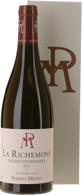 PERROT-MINOT Nuits St. Georges 1er Cru 'La Richemone' VV ULTRA 2017