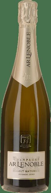 AR LENOBLE Brut Nature Dosage Zero Mag14 , Champagne NV