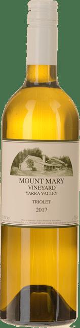 MOUNT MARY Triolet Semillon Sauvignon Blanc Muscadelle, Yarra Valley 2017