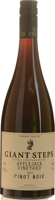 GIANT STEPS Applejack Pinot Noir, Yarra Valley 2018