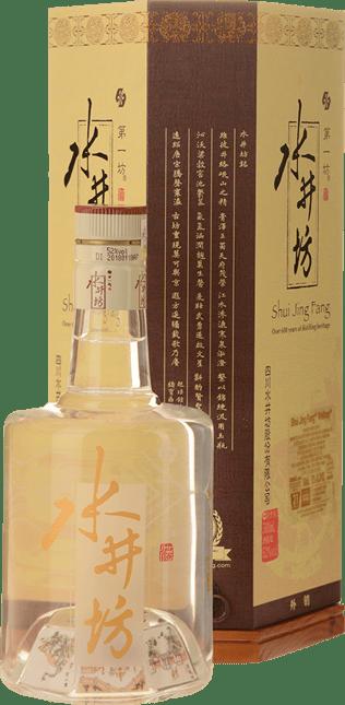 SHUI JING FANG Wellbay Baijiu 52% ABV, Chengdu NV