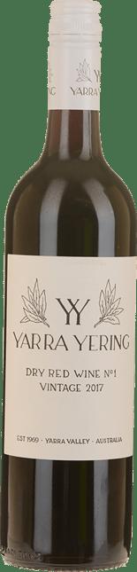 YARRA YERING Dry Red Wine No.1 Cabernets, Yarra Valley 2017