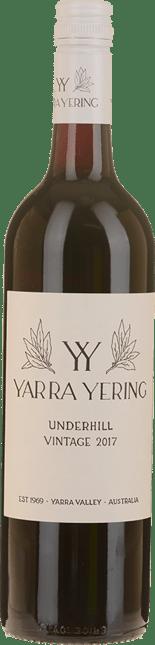 YARRA YERING Underhill Shiraz, Yarra Valley 2017