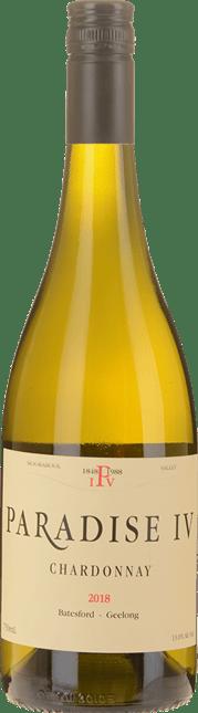 PARADISE IV Chardonnay, Geelong 2018
