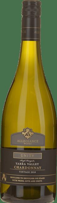 ALLEGIANCE WINES Unity Chardonnay, Yarra Valley 2018