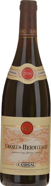 E. GUIGAL, Crozes-Hermitage 2016