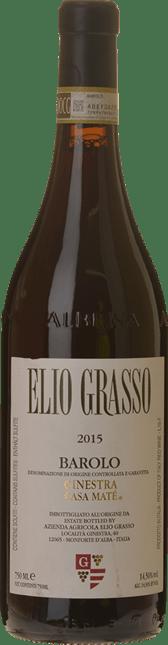 ELIO GRASSO Ginestra Casa Mate, Barolo DOCG 2015