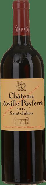 CHATEAU LEOVILLE-POYFERRE 2me cru classe, St-Julien 2017