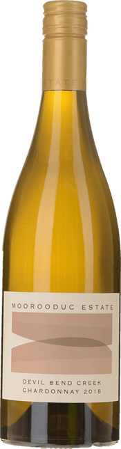 MOOROODUC ESTATE Devil Bend Creek Chardonnay, Mornington Peninsula 2018