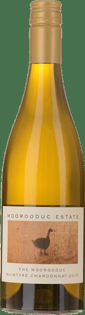 MOOROODUC ESTATE The Moorooduc McIntyre Chardonnay, Mornington Peninsula 2016
