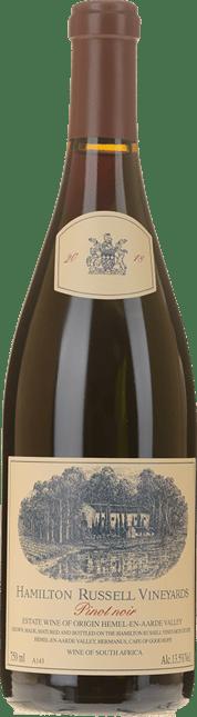 HAMILTON RUSSELL VINEYARDS Pinot Noir, Hemel-En-Aade Valley 2018
