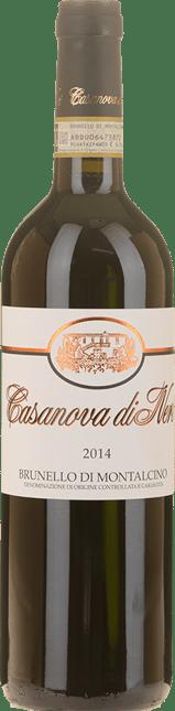 CASANOVA DI NERI Brunello di Montalcino DOCG 2014