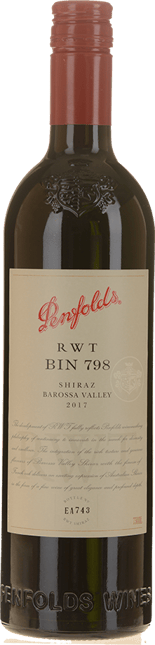 PENFOLDS RWT Shiraz, Barossa Valley 2017