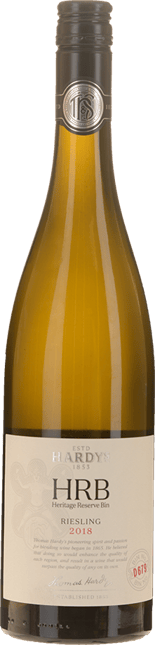 HARDY'S HRB D679 Riesling, Clare Valley & Tasmania 2018
