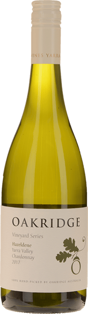 OAKRIDGE WINES Local Vineyard Series Hazeldene Vineyard Chardonnay, Yarra Valley 2017
