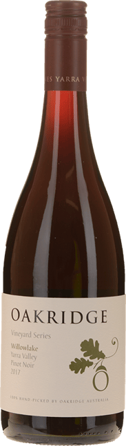 OAKRIDGE WINES Local Vineyard Series Willowlake Vineyard Pinot Noir, Yarra Valley 2017