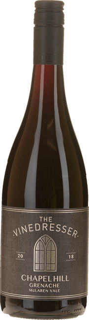 CHAPEL HILL The Vinedresser Grenache, McLaren Vale 2018