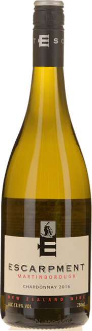 ESCARPMENT VINEYARD Chardonnay, Martinborough 2016