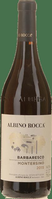 ALBINO ROCCA Barbaresco Montersino DOCG 2015
