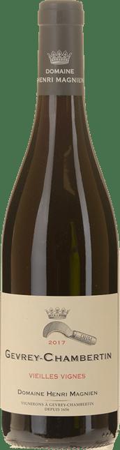 DOMAINE HENRI MAGNIEN Gevrey Chambertin Vieilles Vignes , Gevrey-Chambertin 2017