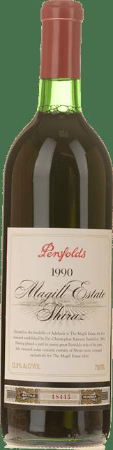 PENFOLDS Magill Estate Shiraz, Adelaide 1990