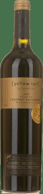 CASELLA ESTATE Yellow Tail Premium Cabernet Sauvignon, Wrattonbully 2003