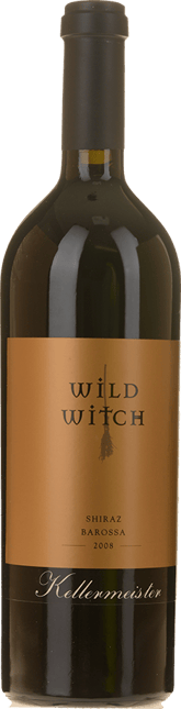 KELLERMEISTER WINES Wild Witch Shiraz, Barossa Valley 2008