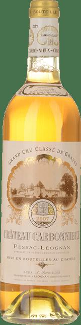 CHATEAU CARBONNIEUX Blanc Cru classe, Graves 2007