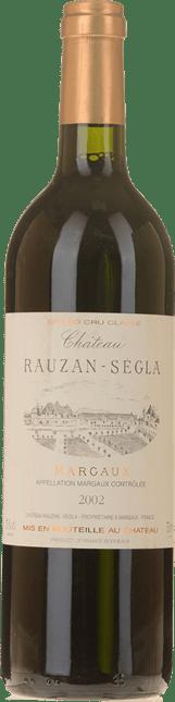 CHATEAU RAUZAN-SEGLA 2me cru classe, Margaux 2002