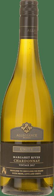 ALLEGIANCE WINES Unity Chardonnay, Margaret River 2017