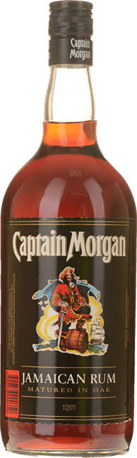 CAPTAIN MORGAN 37% ABV Rum, Jamaica NV