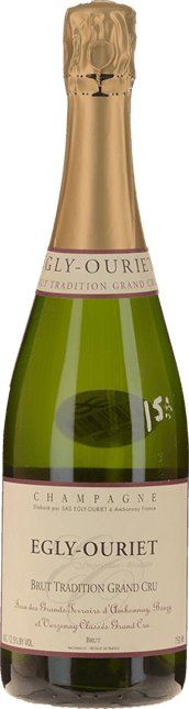 EGLY-OURIET Brut Tradition Grand Cru, Champagne NV