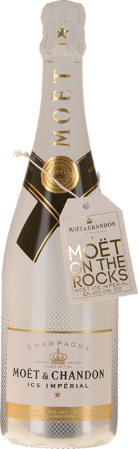MOET & CHANDON Ice Imperial  Champagne NV