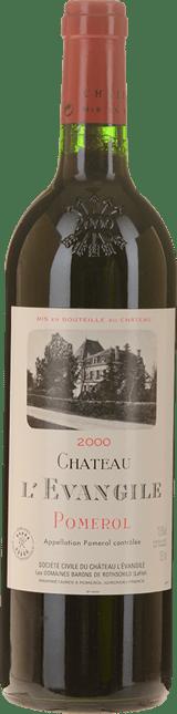 CHATEAU L'EVANGILE, Pomerol 2000