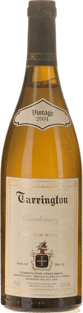 TARRINGTON Chardonnay, Henty 2004