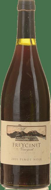 FREYCINET VINEYARDS Pinot Noir, Eastern Tasmania 2001