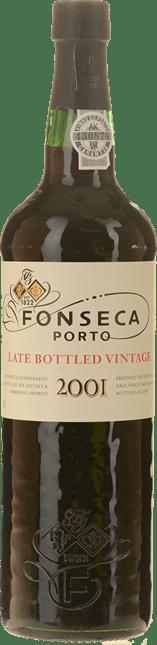 FONSECA'S Late Bottled Vintage Port, Oporto 2001