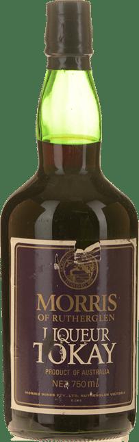 MORRIS WINES Liqueur Tokay, Rutherglen NV