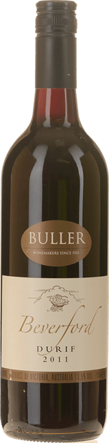 R.L. BULLER & SONS Beverford Durif, Rutherglen 2011