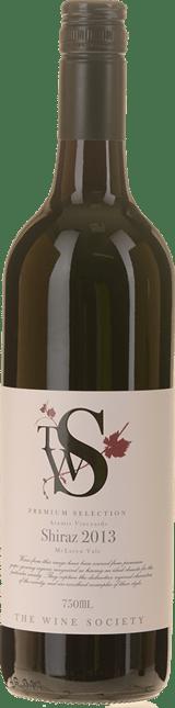 THE WINE SOCIETY Premium Selection Aramis Vineyards Shiraz, McLaren Vale 2013