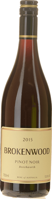 BROKENWOOD WINES Pinot Noir, Beechworth 2015
