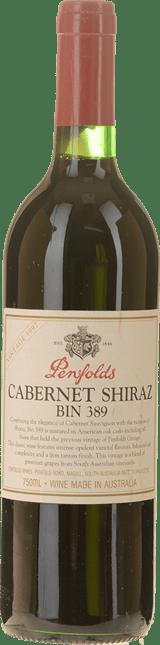 PENFOLDS Bin 389 Cabernet Shiraz, South Australia 1997