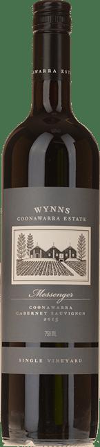 WYNNS COONAWARRA ESTATE Messenger Single Vineyard Cabernet Sauvignon, Coonawarra 2015