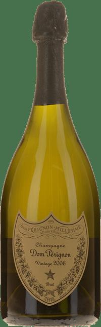 MOET & CHANDON Cuvee Dom Perignon Brut, Champagne 2006