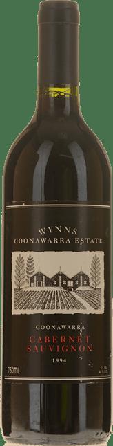 WYNNS COONAWARRA ESTATE Cabernet Sauvignon, Coonawarra 1994
