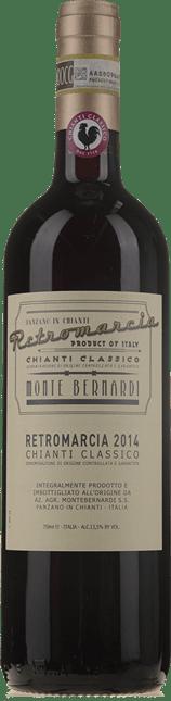 MONTE BERNARDI Retromarcia, Chianti Classico DOCG 2014