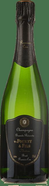 VEUVE FOURNY ET FILS Grande Reserve Brut Premier Cru , Champagne NV