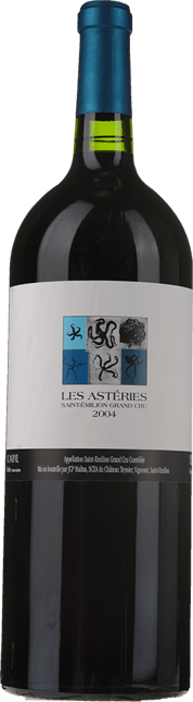 CHATEAU TEYSSIER Les Asteries, St-Emilion 2004