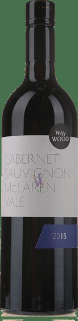 WAYWOOD WINES Cabernet Sauvignon, McLaren Vale 2015