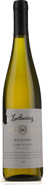 LEO BURING Special Release Riesling, Clare Valley 1999